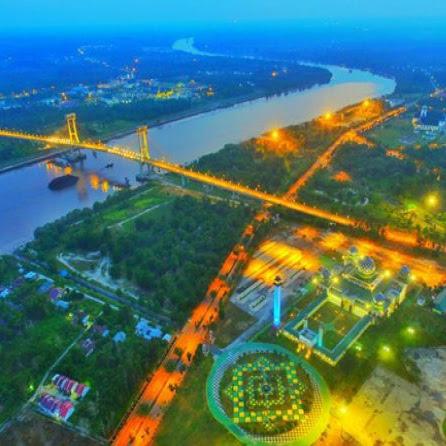 Kota Siak, Kota Paling Rapi dan Bersih yang Pernah Dikunjungi