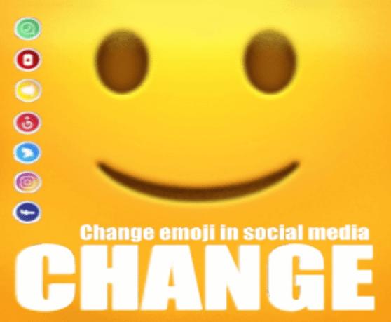 Change Emoji Without Root