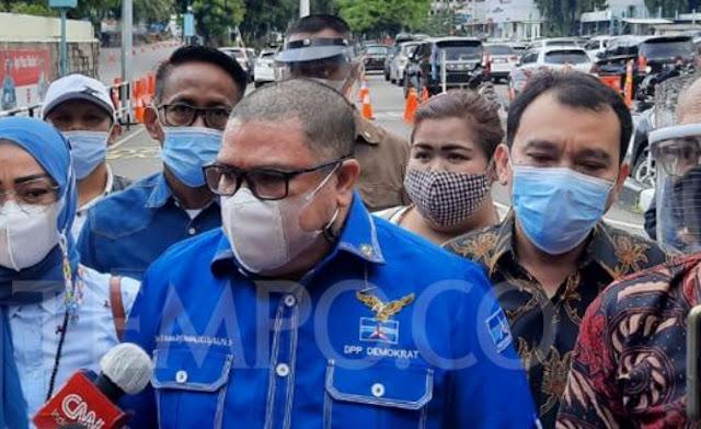 Razman Arif Nasution Sebut Pendapat Hukumnya Tak Dituruti Kubu KLB Moeldoko