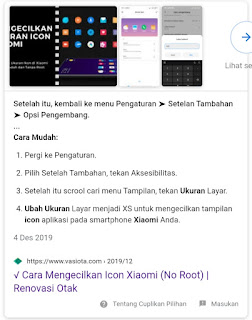 TIPS Mendapatkan Featured Snippet