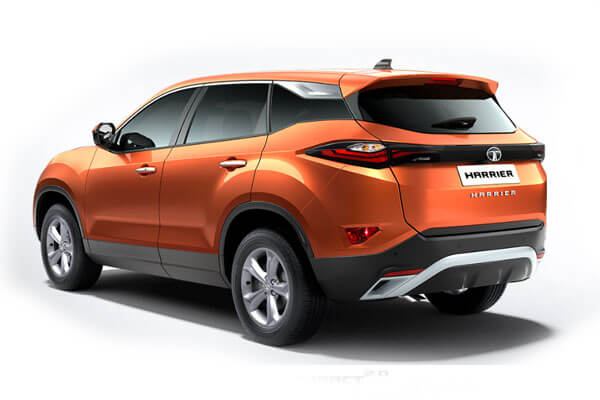 Tata Harrier – Engine Specifications