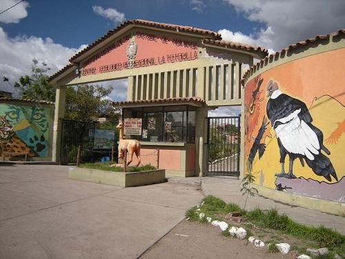 Parque Zoológico La Totorilla