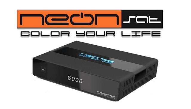 Neonsat Tron HD Nova Atualização CT43 - 06/08/2020