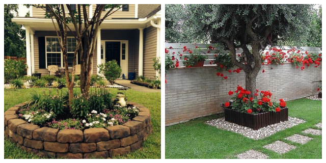 AROUND TREΕS LANDSCAPING