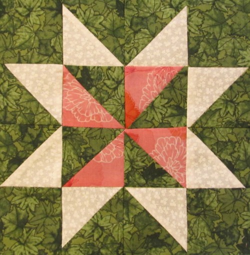 Star Quilt Block - Free Pattern