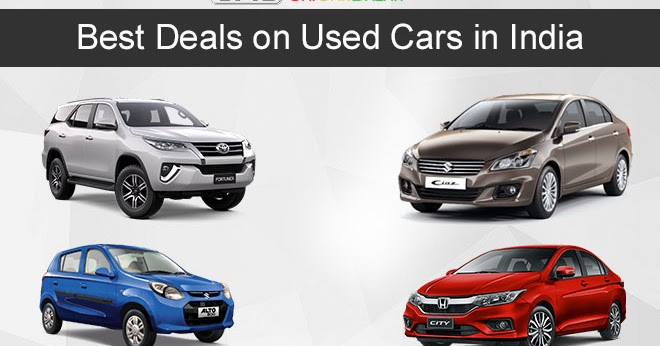 Used or Second Hand Car Bazar
