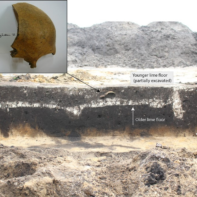 Macabre death rituals in the Viking Age
