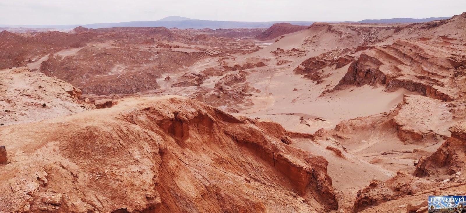 Chili chile La valleée de la mort San Pedro de Atacama
