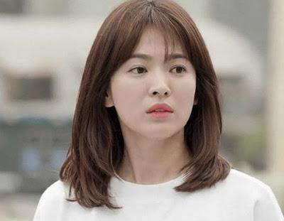 Model Rambut Ala Korea