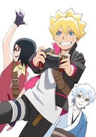 Rekomendasi Anime Ninja Terbaik