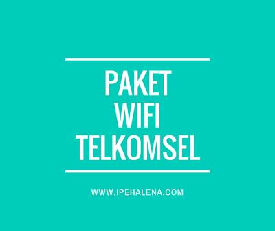 Paket Wifi Telkomsel