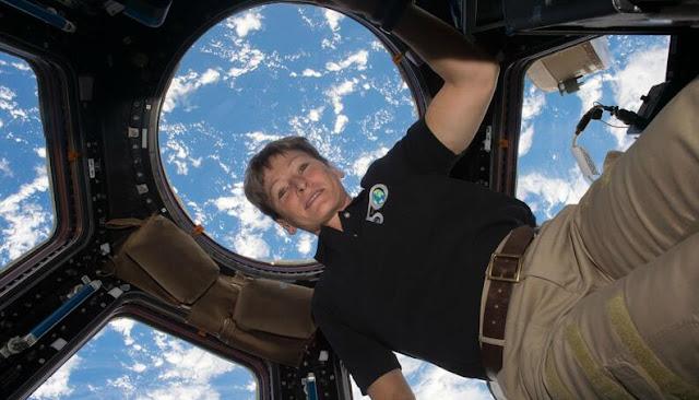 Astronauta Peggy Whitson