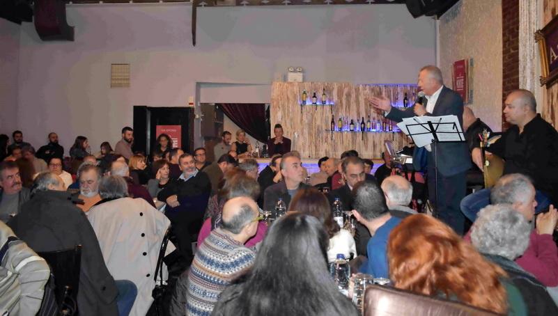 Με επιτυχία η πολιτική εκδήλωση - συνεστίαση του ΚΚΕ στην Αλεξανδρούπολη