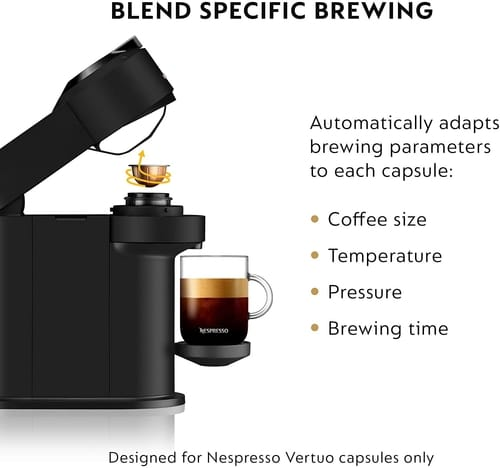 Nestle Nespresso Vertuo Next Coffee Machine