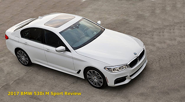 2017 BMW 530i M Sport Review