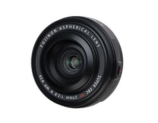 Fujinon XF 27mm f/2.8 II