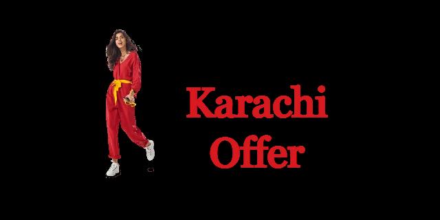 Karachi Daily offer