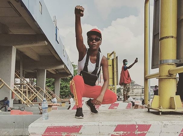 'We Counted 15 Dead Bodies' - DJ Switch Finally Talks On Lekki Tuesday Night Shooting
