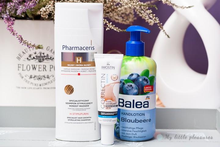 Kosmetyczne rozczarowania ostatnich miesięcy #3 | Iwostin, Balea, Pharmaceris