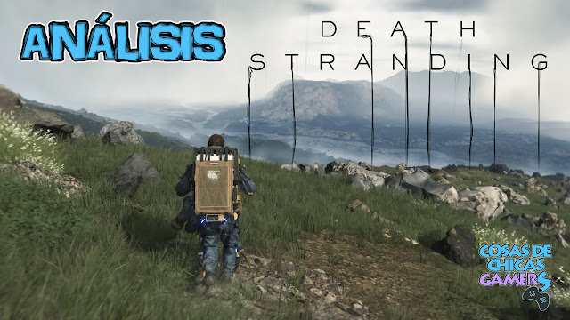 Análisis review Death Stranding PS4