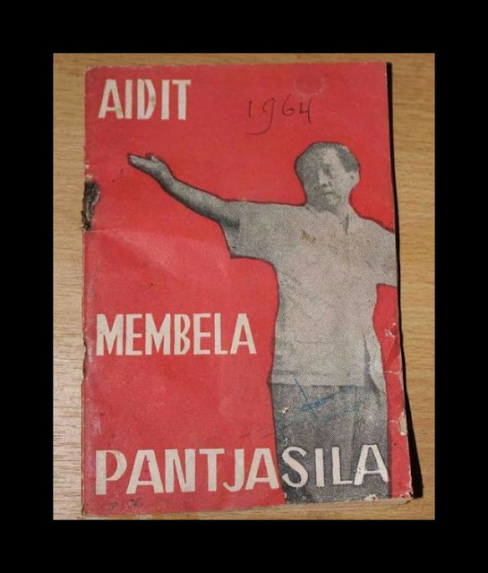 "Nah Loh, Dulu AIDIT Juga ""Klaim"" Pembela Pancasila, Eh Setahun Kemudian TERBUKTI Jadi Pengkhianat Pancasila"