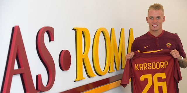 SBOBETASIA - Karsdorp Gabung Roma Karena Dihasut Strootman