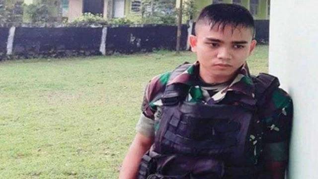 Pratu TNI Ida Bagus Gugur Ditembak Ter*ris OPM