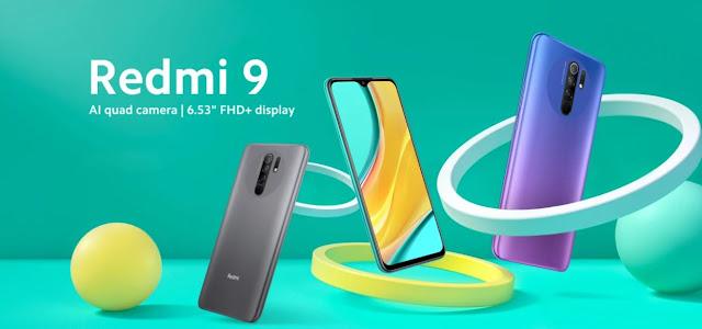 Xiaomi apresenta novo smartphone Redmi 9