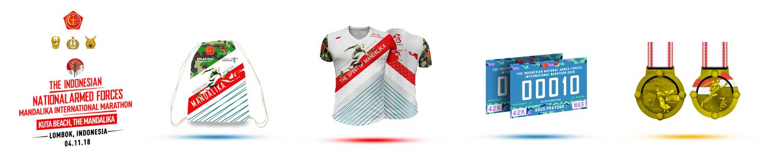 Racepack TNI Marathon • 2018