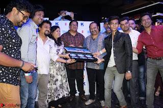 Gracy Singh and Bappi Lahiri   Blue Mountain Music Launch IMG 0742.JPG