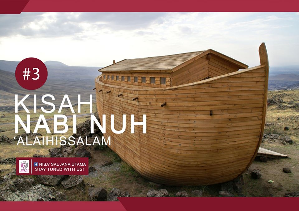 kisah nabi nuh