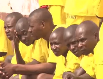 Luzira Maximum Security Prison is the 2nd largest male prison in Uganda