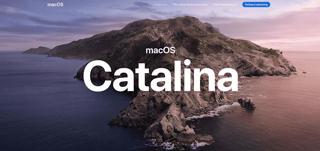 OSX Catalina Apakah Sudah Stabil? Ini Pengalaman Saya