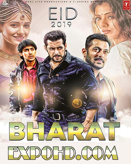 Bharat 2019 Hindi Dual Audio 480p | BluRay 720p | Esub 1.3Gbs [Watch & Download]