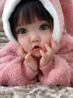 good night cute baby girl images