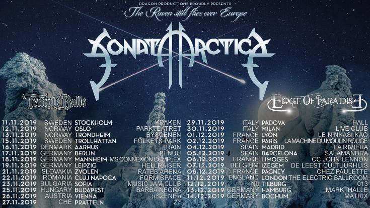 Sonataca Artica Tour