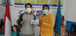 SMK TI Bali Global Badung Raih Juara 1 E-Sport Mobile Legend Fastekno 2021 ITB Stikom Bali