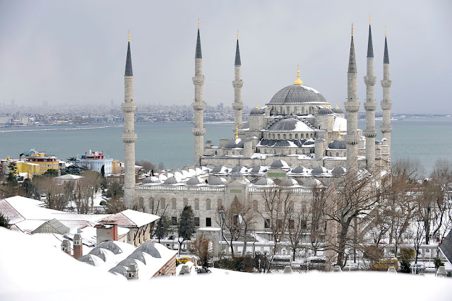 Clima e Temperatura em Istambul na Turquia
