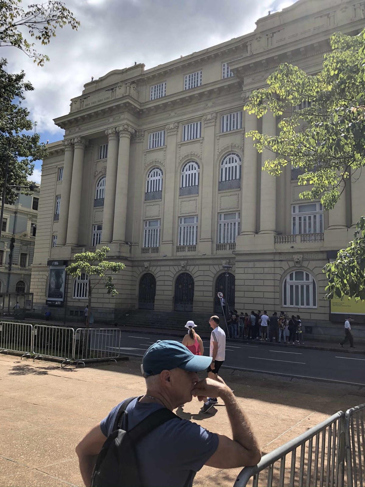Centro Cultural Banco do Brasil - Belo Horizonte