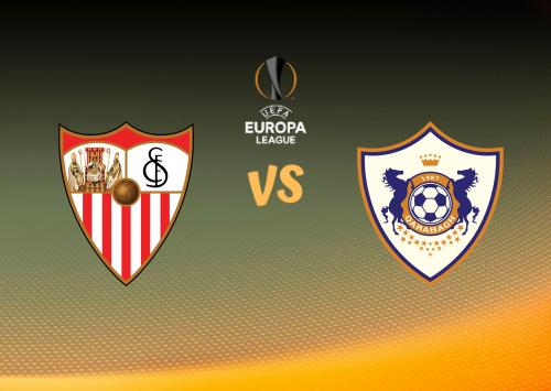 Sevilla vs Qarabağ  Resumen