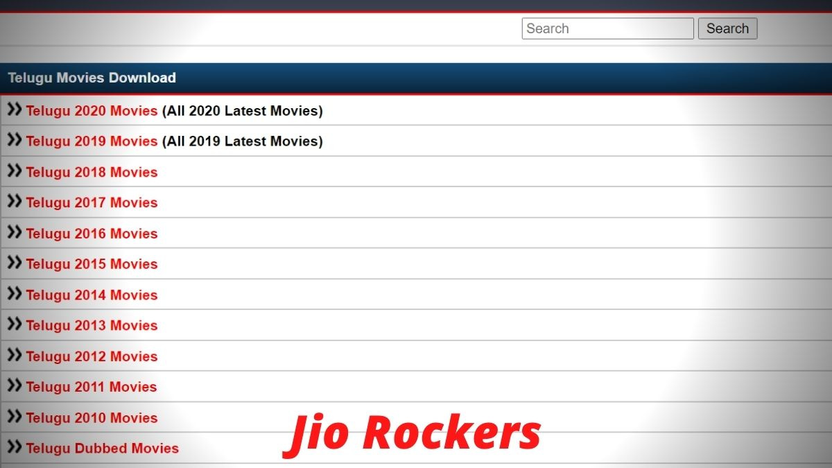 Jio Rockers 2020- Jio Rockers Download Latest HD Movies Illegally, Jio Rockers Online Movies