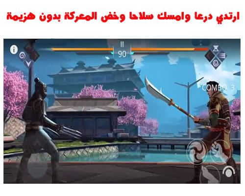 لعبة قتال الظل 3 Shadow Fight