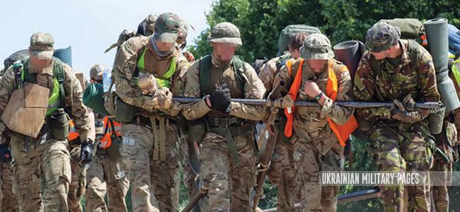 Піврічний курс підготовки НАТО для ССО