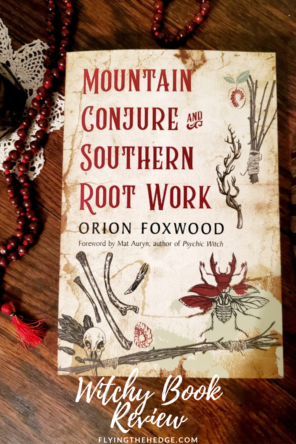 book review, conjure, witchcraft, granny magic, folk magic, root work, rootwork, pagan, neopagan, witch
