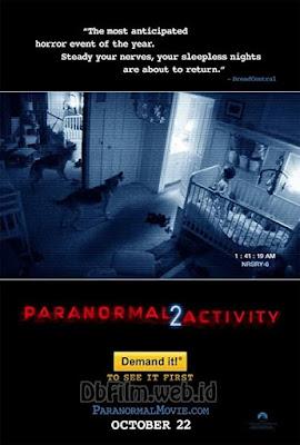 Sinopsis film Paranormal Activity 2 (2010)