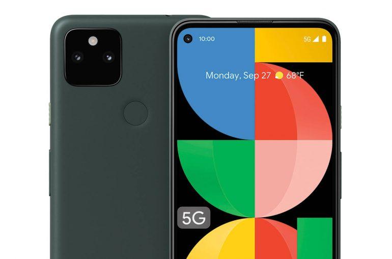 Google Pixel 5 - 5G Akıllı Telefon