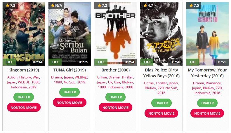 Cara Download Film Di Terbit21 Indoamaterasu