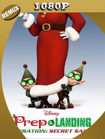Lanny y Wayne: Los elfos navideños: Operacion Santa (2011) 1080p Remux Latino [GoogleDrive] [tomyly]
