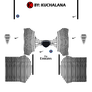PSG Kits 2016/2017 | Dream League Soccer 2015