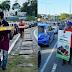 RM100k Akan Dikenakan Kepada Penjaja Lampu Isyarat